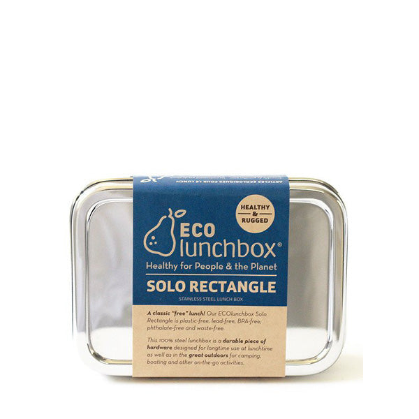 ECOlunchbox Lunchbox – Rectangle
