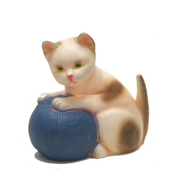 Egmont Toys Heico Lamp - Cat with Blue Wool
