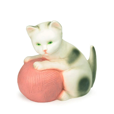 Egmont Toys Heico Lamp - Cat with Pink Wool
