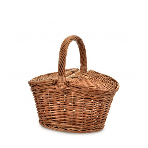 Egmont Toys Wicker Picnic Basket - Child