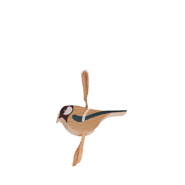 Eperfa Hillside Bird Ornament - Great Tit