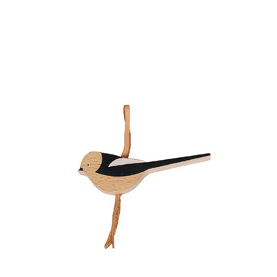 Eperfa Hillside Bird Ornament - Long Tailed Tit