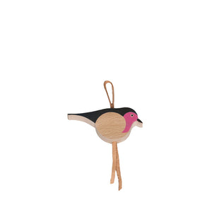 Eperfa Hillside Bird Ornament - Robin