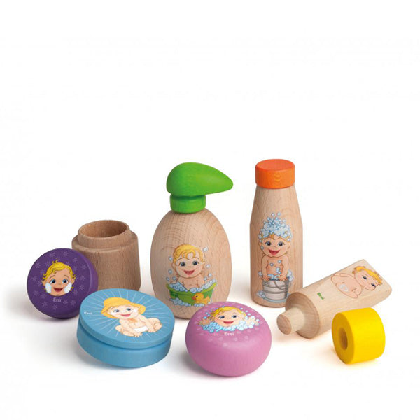 Erzi Assortment Doll Care