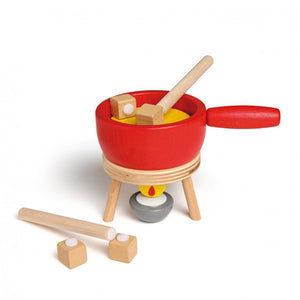 Erzi Cheese Fondue Play Set