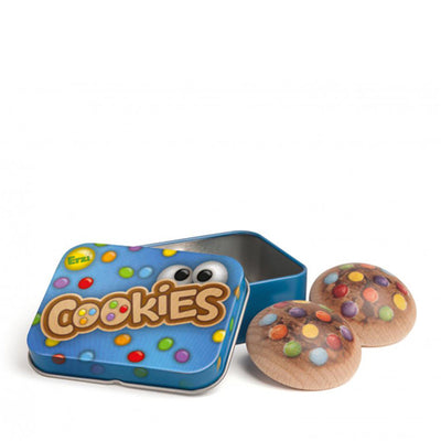 Erzi Cookies in a Tin