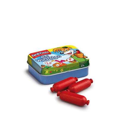 Erzi Ferdi Fuchs Mini Sausages in a Tin