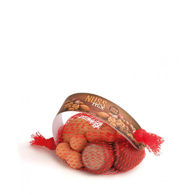 Erzi Mixed Nuts in a Net
