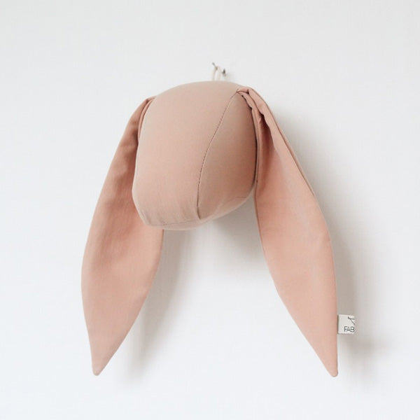 Fabels Out Of Vintage Bunny – Small - Terra Pink