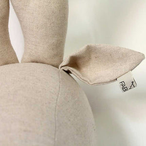 Fabels Out Of Vintage Deer - Natural Linen