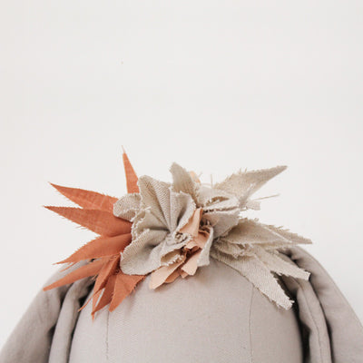 Fabels Out Of Vintage Flower Crown - Pink Pastel