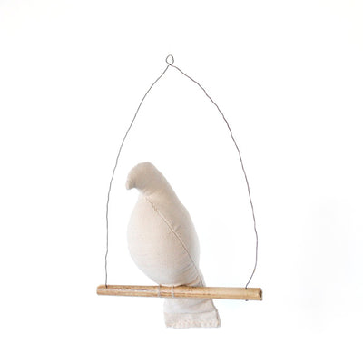Fabels Out Of Vintage Mama Bird - Pebble Grey
