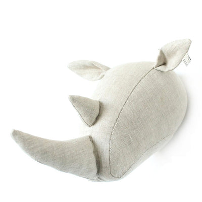 Fabels Out Of Vintage Rhino – Natural Linen