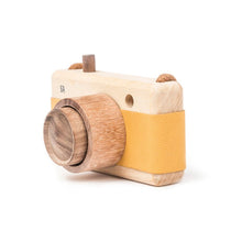 Fanny And Alexander Wooden Zoom Camera – Sunflower Yellow