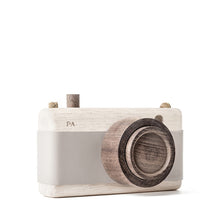 Fanny And Alexander Wooden Zoom Camera – Grey Lilacs