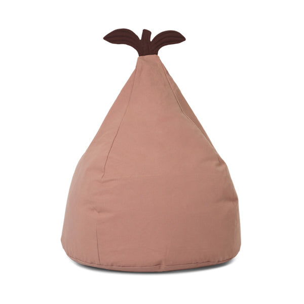 Ferm Living Bean Bag - Pear - Dusty Rose