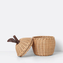 Ferm Living Kids Apple Braided Storage