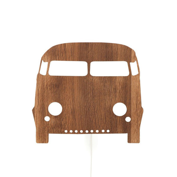 Ferm Living Kids Car Lamp – Smoked Oak