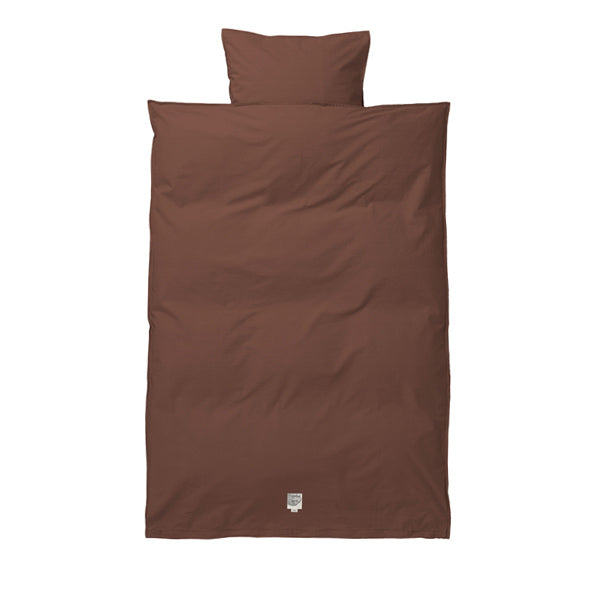 Ferm Living Kids Hush Bedding – Cognac