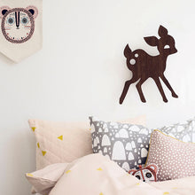 Ferm Living Kids My Deer Lamp – Smoked Oak