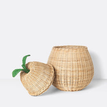 Ferm Living Kids Pear Braided Storage