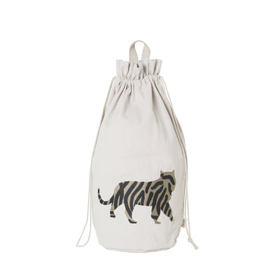 Ferm Living Kids Safari Storage Bag – Tiger