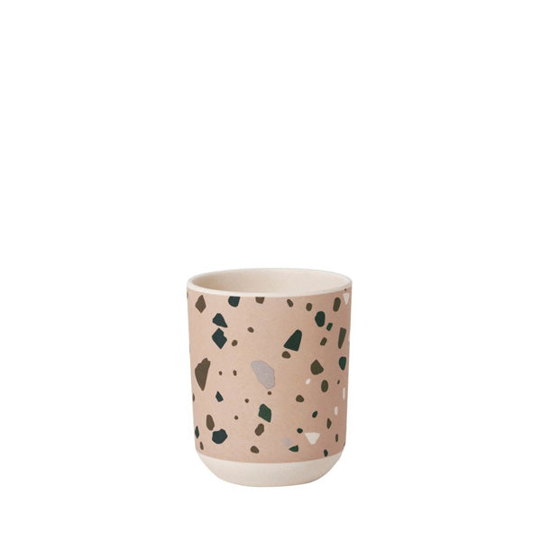 Ferm Living Kids Bamboo Cup – Terrazzo Rose