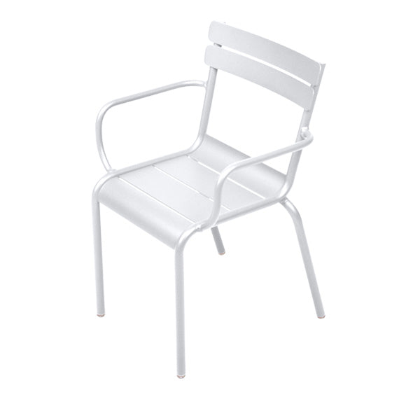 Fermob Children's Armchair Luxembourg Kid - Cotton White