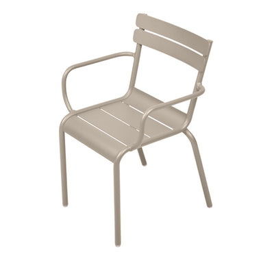 Fermob Children's Armchair Luxembourg Kid - Nutmeg