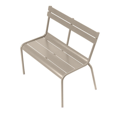 Fermob Children's Bench Luxembourg Kid - Nutmeg