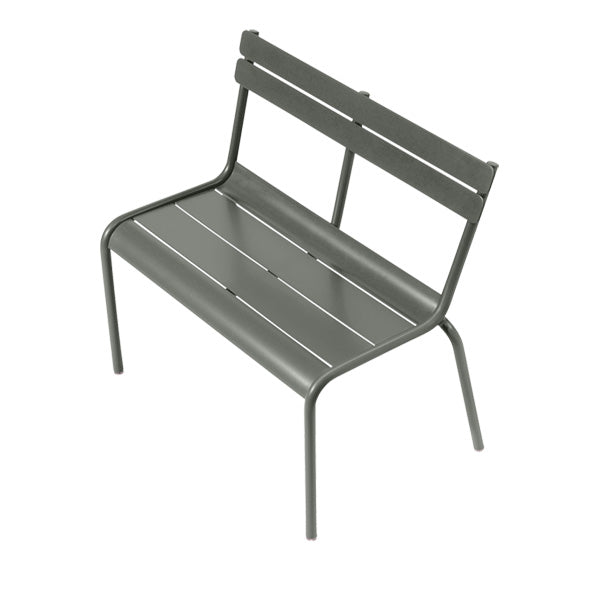 Fermob Children's Bench Luxembourg Kid - Rosemary