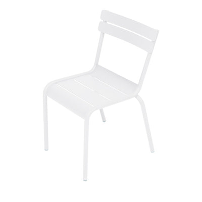 Fermob Children's Chair Luxembourg Kid - Cotton White