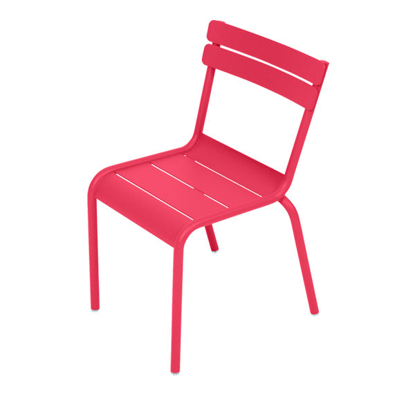 Fermob Children's Chair Luxembourg Kid - Pink Praline