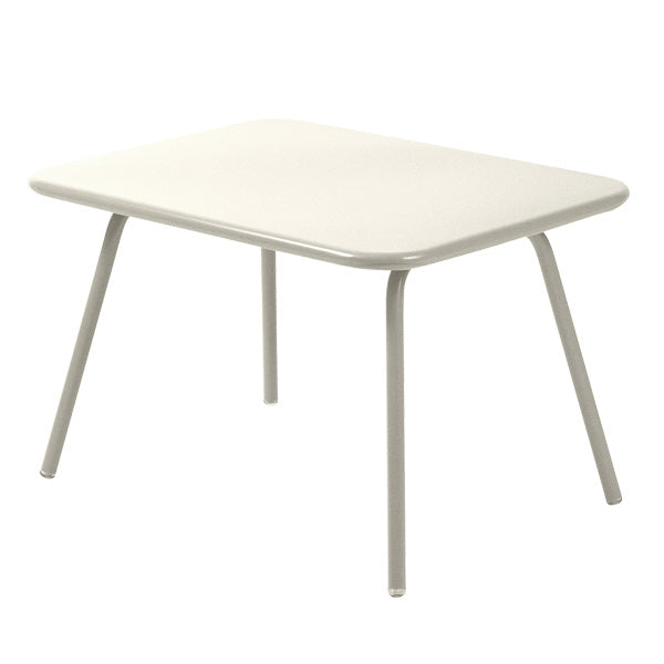 Fermob Children's Table Luxembourg Kid - Clay Grey
