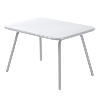 Fermob Children's Table Luxembourg Kid - Cotton White