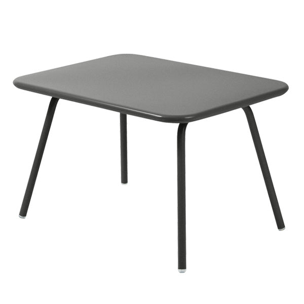 Fermob Children's Table Luxembourg Kid - Liquorice