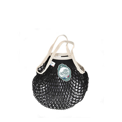 Filt Net Bag Black and Ecru – Child