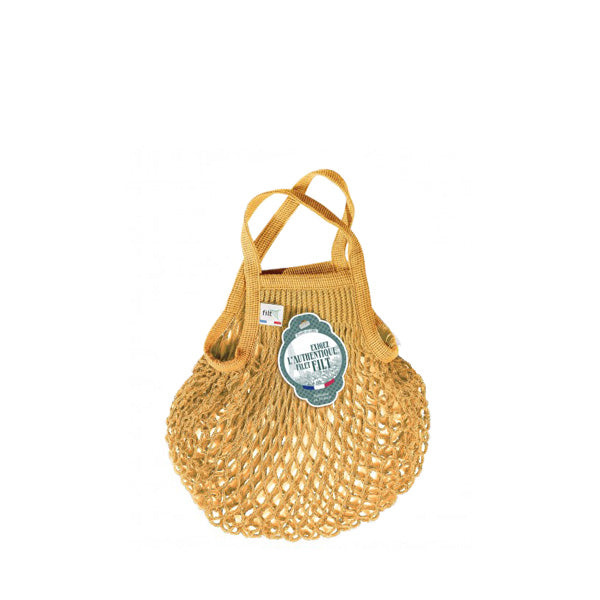 Filt Net Bag Yellow Gold – Child