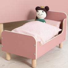 Flexa Toys Duvet & Pillow for the Doll Bed