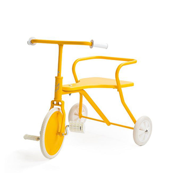 Foxrider Tricycle – Yellow Sun Limited Edition