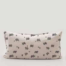 Garbo&Friends Muslin Pillowcase 50×90 - Blackberry
