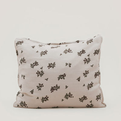 Garbo&Friends Muslin Adult Pillowcase – Blackberry
