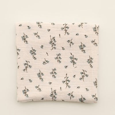 Garbo&Friends Swaddle Blanket - Bluebell