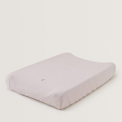 Garbo&Friends Muslin Changing Mat Cover - Calamine