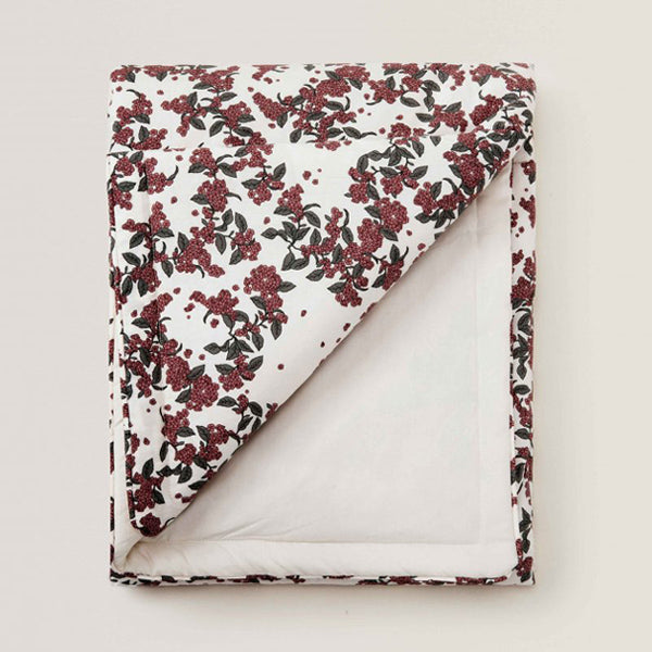 Garbo and Friends Bed Quilt – Cherrie Blossom