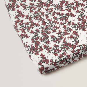 Garbo and Friends Fitted Sheet – Cherrie Blossom