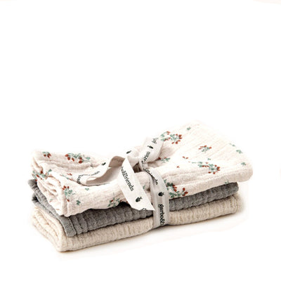 Garbo&Friends Burp Cloths - Clover