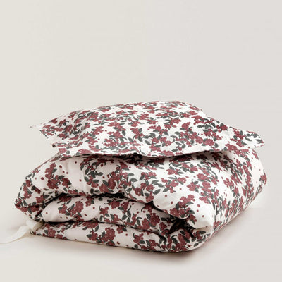 Garbo and Friends Duvet Cover Set – Cherrie Blossom