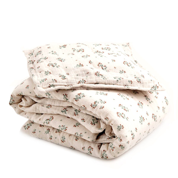 Garbo&Friends Muslin Bedset / Duvet Cover Set – Clover