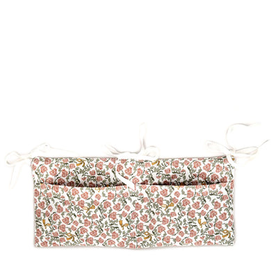 Garbo&Friends Bed Pocket - Floral Vine